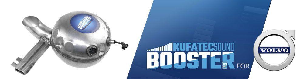 07.01.02.22 Sound Booster PRO - Kit specifico vettura - Volvo