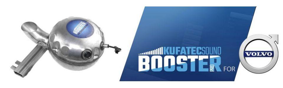 Sound Booster PRO - Volvo