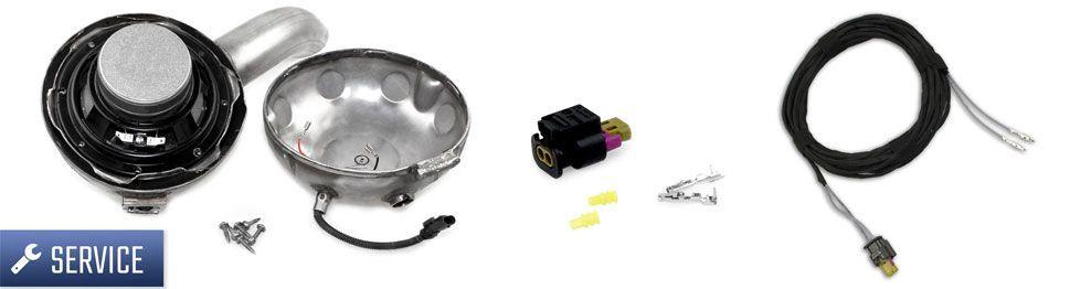 07.01.08 Sound Booster PRO - Parti di ricambio (Spare parts)