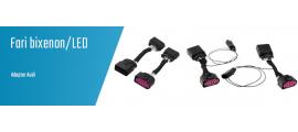 05.01.03 Fari bixenon/LED - Adapter Audi