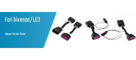 05.01.04 Fari bixenon/LED - Adapter VW Seat Skoda