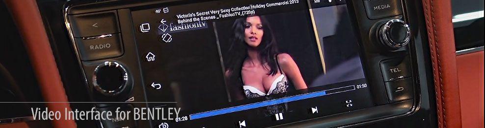 03.12.02 Video Interface - Bentley