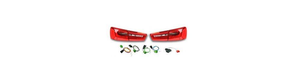 05.07.01 Luci post. LED - Kit Audi