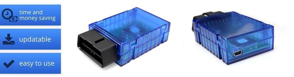 02.01.04 FISCON Bluetooth - Diagnostic dongle