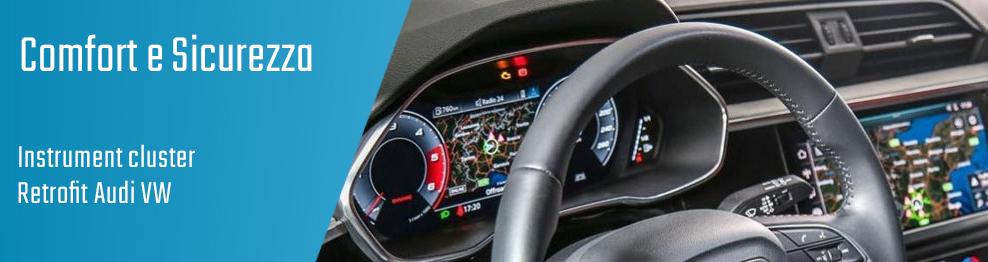 06.11.01 Instrument cluster - Retrofit Audi VW