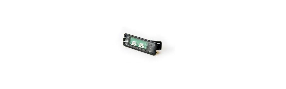 05.08 LED Number Plate - Luci Targa LED