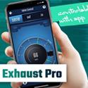 Exhaust PRO - Valve control