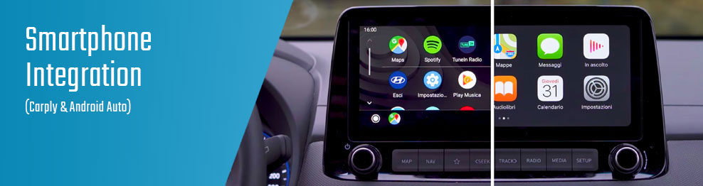 03.04 Carplay & Android Auto