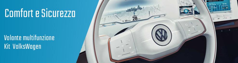 06.12.01 Volante Multifunzione - Kit VW
