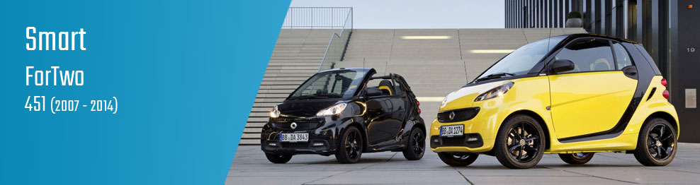 ForTwo 451 (2007 - 2014)
