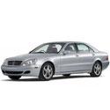 S-Class W220 (10/1997 - 07/2005)