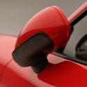 06.03.03 Specchietti ripiegabili - Kit Porsche