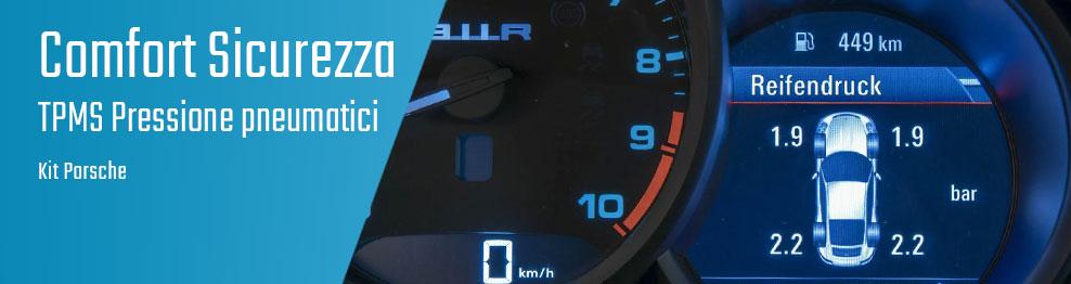 06.07.03 TPMS - Kit Porsche
