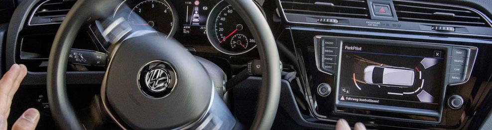 04.01.03 Parking system - Kit VW Seat Skoda