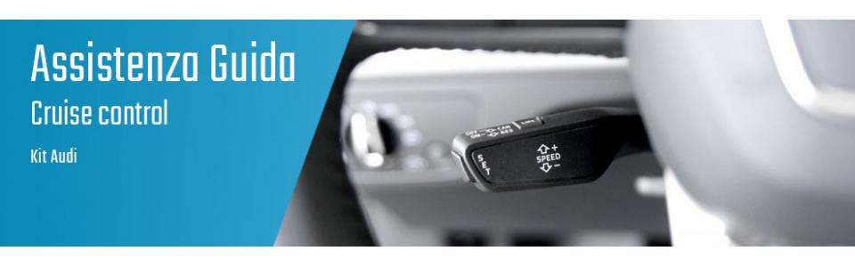 04.03.01 Cruise control - Kit Audi