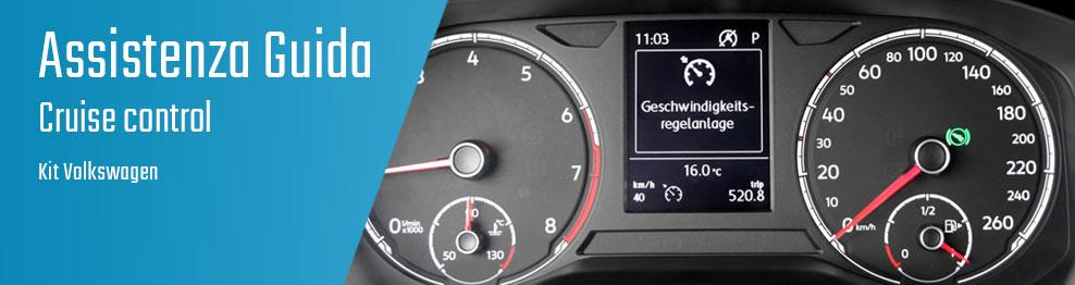04.03.03 Cruise control - Kit VW Seat Skoda