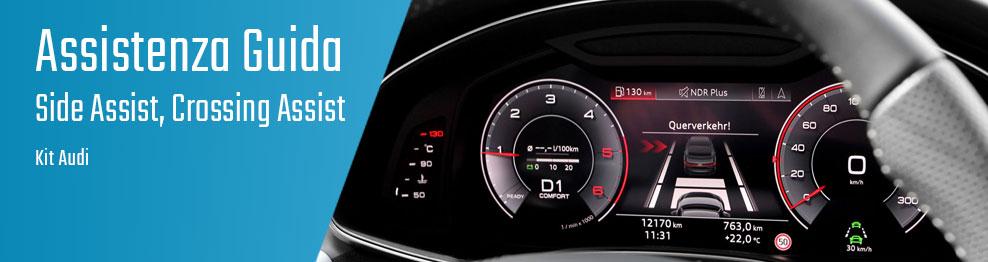 04.06.01 Side Assist - Kit Audi