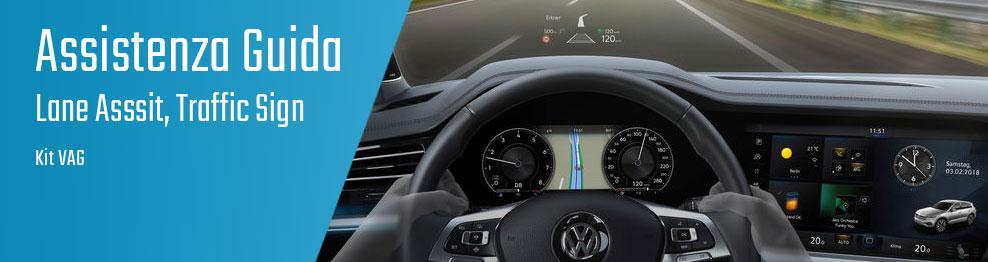 04.07.01 Lane Assist, Traffic Sign - Kit Audi - VW